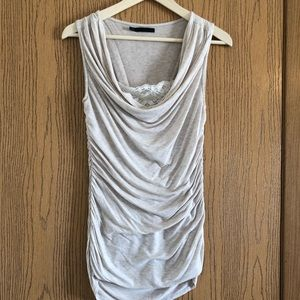 Maurice's ruched tank top